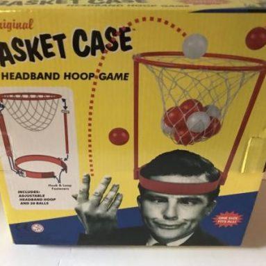 Canestro Da Testa Per Basket Umano