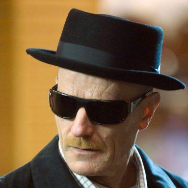 Cappello Pork Pie Di Heisenberg