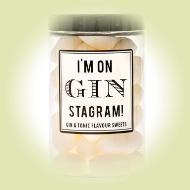 Caramelle Gusto Gin & Tonic