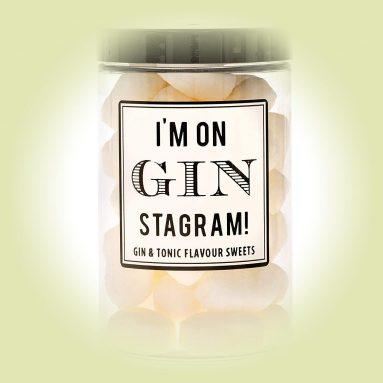 Caramelle Gusto Gin & Tonic