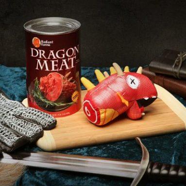 Carne Di Drago In Scatola