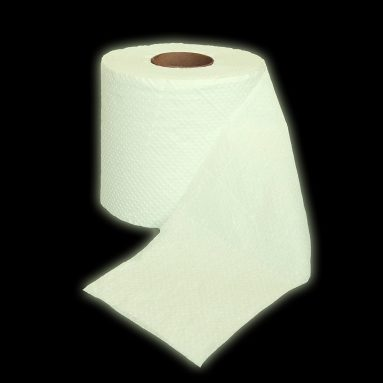 Carta Igienica Fluorescente