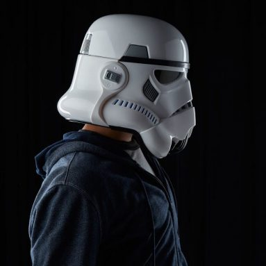 Casco Elettronico Stormtrooper