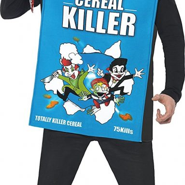 Costume Da Cereal Killer