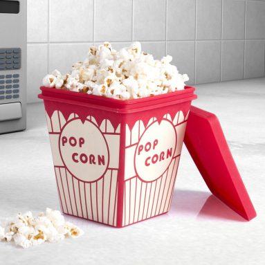 Contenitore Cuoci Pop Corn