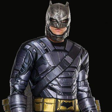 Costume Batman Corrazzato