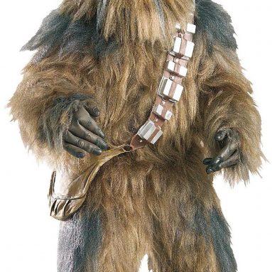 Costume Realistico Di Chewbecca