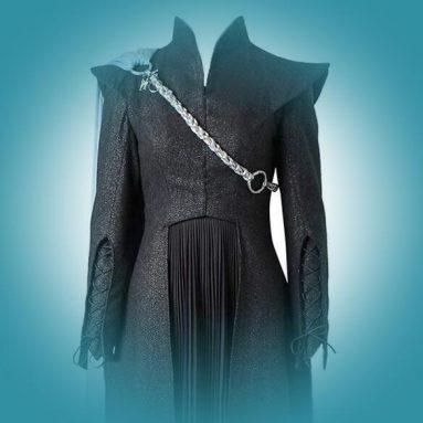 Vestito Nero Daenerys Targaryen
