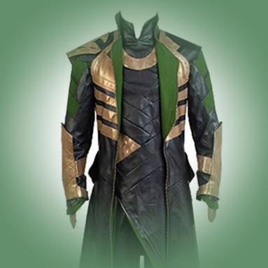 Costume Da Loki