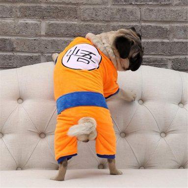 Costume Da Goku Per Cane