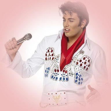 Costume Da Elvis Presley