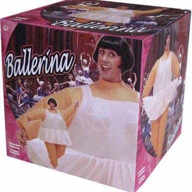 Costume Gonfiabile Da Ballerina