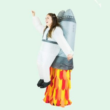 Costume Jet Pack In Volo