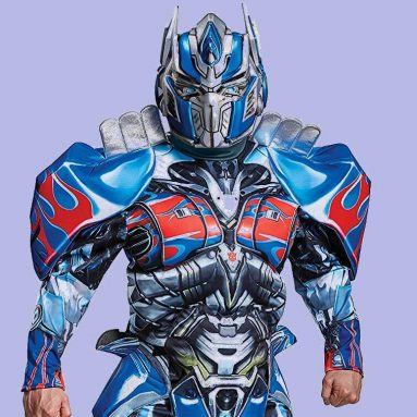 Costume Optimus Prime