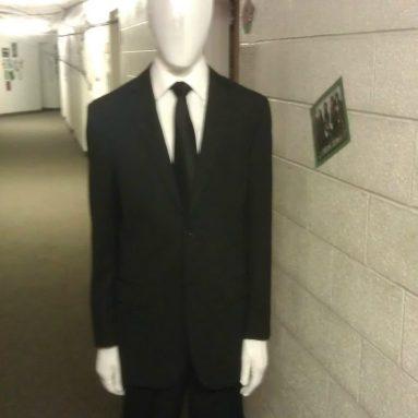Costume Slender Man