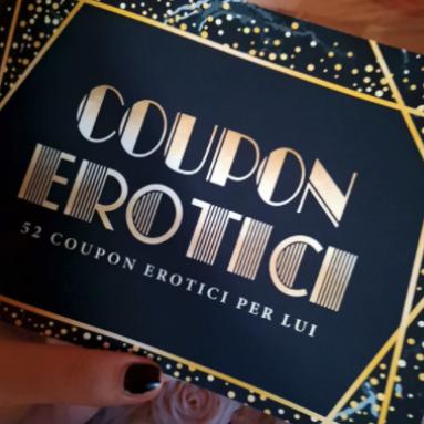 Coupon Erotici Per Lui