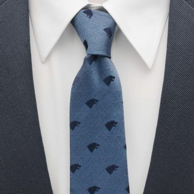 Cravatta Casa Stark