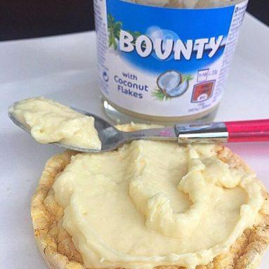 Crema Spalmabile Bounty Al Cocco