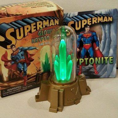 Kryptonite Fluorescente