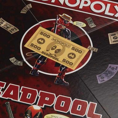 Monopoly Di Deadpool