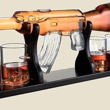 Decanter AK47 Per Whisky