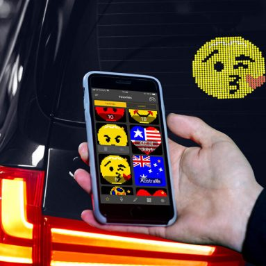 Display Emoji Per Auto