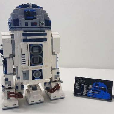 R2-D2 di Lego