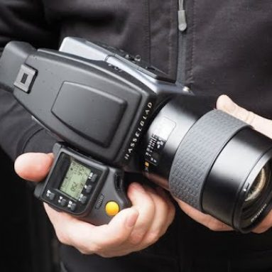 Fotocamera 400 Megapixel