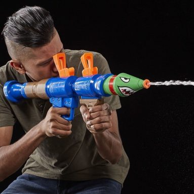 Bazooka Ad Acqua Fortnite