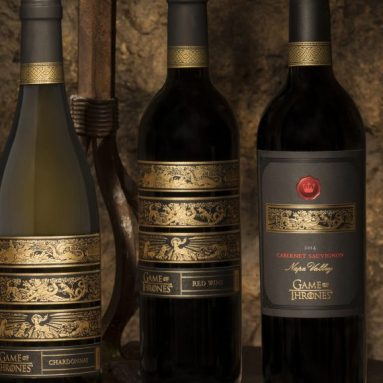 Vino Game Of Thrones