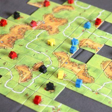 Gioco Da Tavolo Strategico Carcassonne