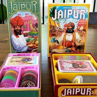 Gioco Da Tavolo Jaipur