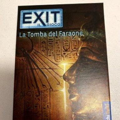 Gioco Escape Room Da Tavolo Exit