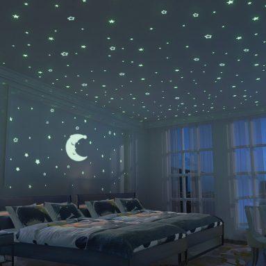 Stelle Adesive Fluorescenti