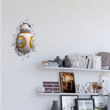 Lampada Bb8 Star Wars