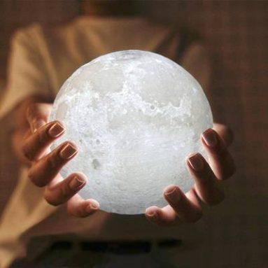 Lampada Luna Led