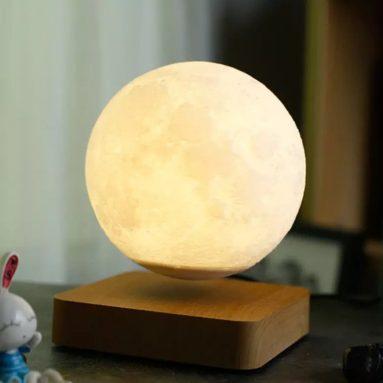 Lampada Luna Levitazione Magnetica