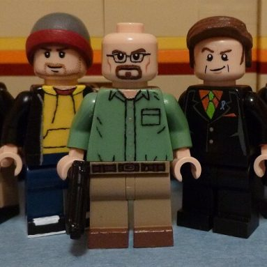 Personaggi Lego Breaking Bad