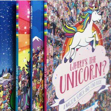 Libro Dove E' L'Unicorno