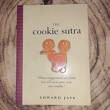 Libro Kamasutra Con Biscotti