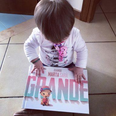 Libro Favole Personalizzato Per Bambini
