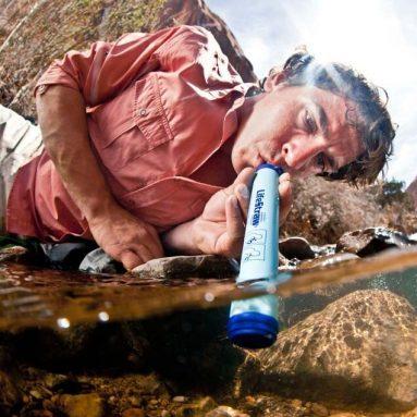Cannuccia Filtro Acqua Salvavita