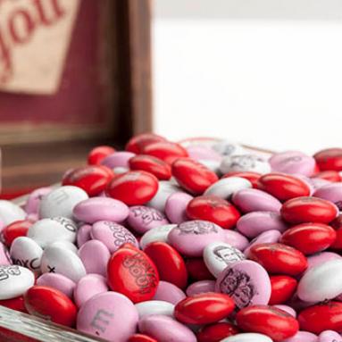 M&Mճ Personalizzati San Valentino