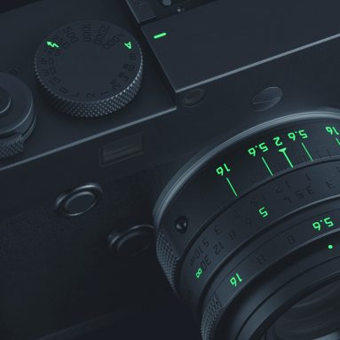 Macchina Mirrorless Stealth Leica