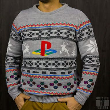 Maglione Brutto Play Station