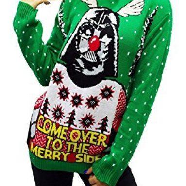 Maglione Natale Darth Vader