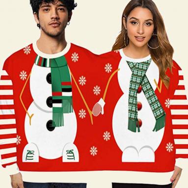 Maglione Brutto Siamese Di Natale