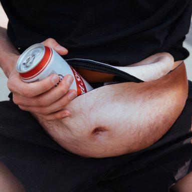 Marsupio Pancia Da Birra