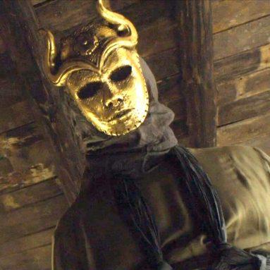 Maschera Figli Dell'Arpia