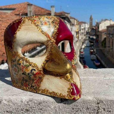 Maschera Veneziana Artigianale